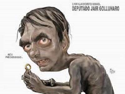 Bolsonaro sou favorável a tortura