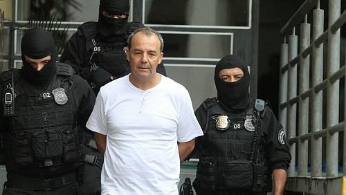 Ministério publico pede transferência de Cabral para presídio federal