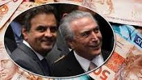 Temer liberou R$ 200 milhões em emendas para salvar o mandato de Aécio