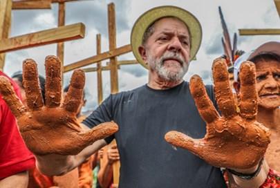 COMPRA DE VOTOS DE TEMER É CRIME CONTRA A SOCIEDADE BRASILEIRA, DIZ LULA