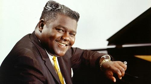 Morreu Antoine 'Fats' Domino, um dos pioneiro do ROCK