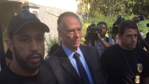 Carlos Arthur Nuzman e Leonardo Gryner foram presos, no início da manhã desta quinta-feira