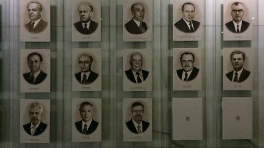 Câmara omite Cunha e Henrique Alves da galeria de ex-presidentes Câmara