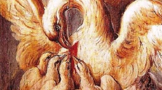 Maçonaria: É preciso ser como o Pelicano