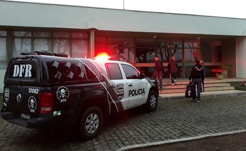 Ex-gerente é preso em operação que investiga esquema que desviou mais de R$ 10 milhõesBB
