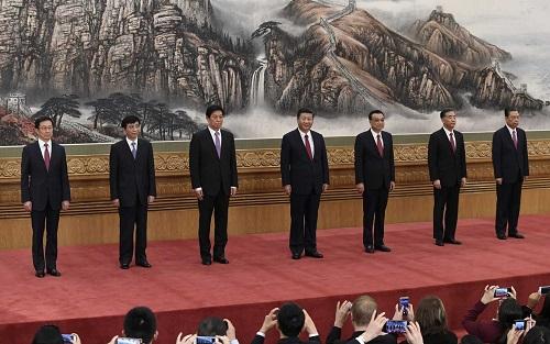 Xi Jinping governará a China por mais 5 anos