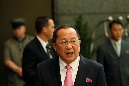 Coreia do Norte  diz que os EUA acenderam 'pavio da guerra' com discurso na ONU