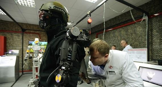 A corrida pela criação de soldados-robôs é uma ameaça à humanidade