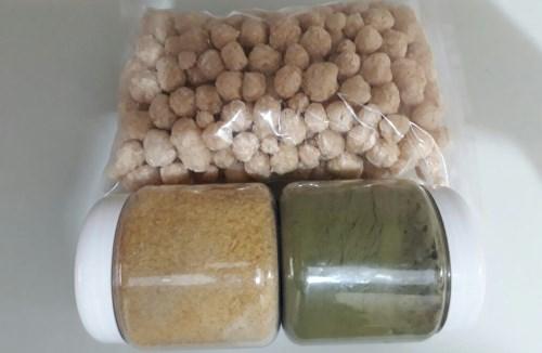 Doria dará alimento granulado feito a partir de itens perto do vencimento a famílias carentes