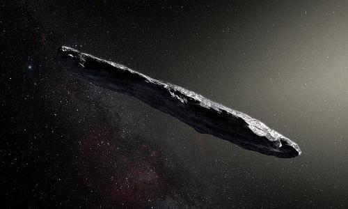 Astrônomos monitoram  asteroide  que cruzou Sistema Solar