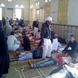 Ao menos 235 mortos no pior atentado na história do Egito