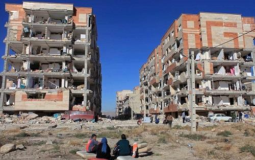 Terremoto atinge o Irã