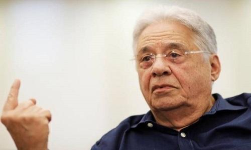 FHC: ' é hora de o PSDB 'cair fora' do governo Temer'