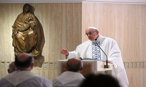 Papa alerta para colonizações ideológicas e culturais sem lugar para Deus