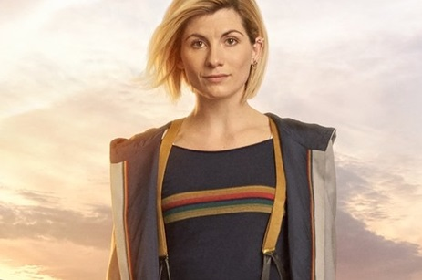 Doctor Who: Primeira foto revela o visual da 13ª Doutora