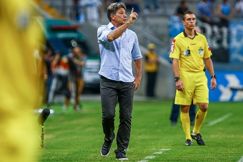 Renato Gaúcho pode ser o 1º brasileiro a ganhar Libertadores como jogador e técnico