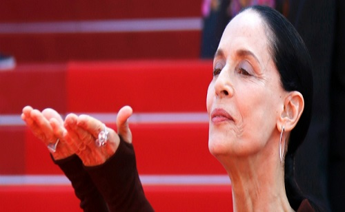 Sônia Braga é homenageada no festival de cinema do Equador