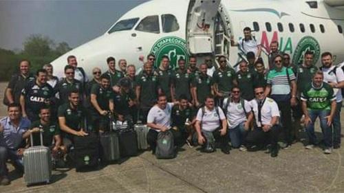 MPF suspeita que empresa de voo da Chape não pertence a dono oficial