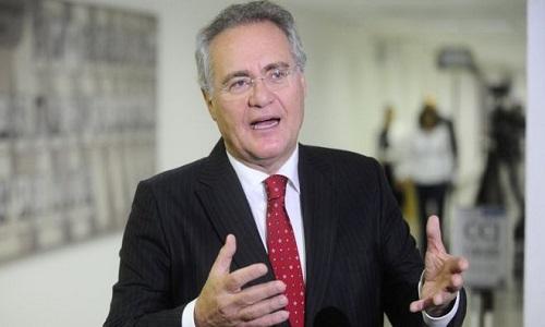 Renan Calheiros: Eduardo Cunha se tornou o 'principal advogado' de Temer