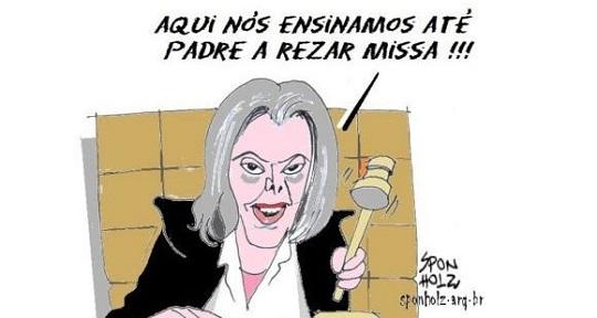 Ministra Carmem Lúcia libera redação que violem direitos humanos no ENEM