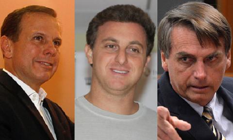 A pantomima eleitoral brasileira é  um show de calouros.