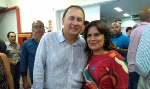 Vereadora feirense Eremita Mota assume diretório estadual do PSDB Mulher