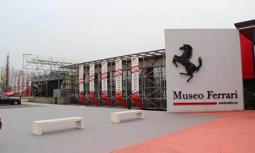 Visitas em museus da Ferrari na Itália chegam a 500 milhões em 2017
