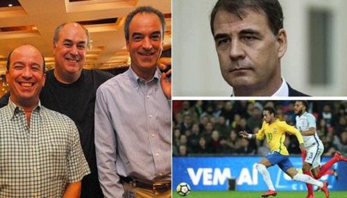 A Globo pagou propina? Cadê o Moro?