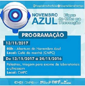 Exames de próstata através do Novembro Azul da Fundação Hospitalar encerra dia 24