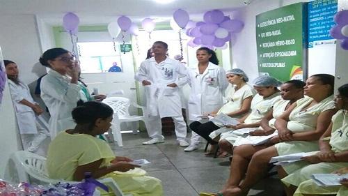Hospital da mulher tem programação especial de prevenção a prematuridade