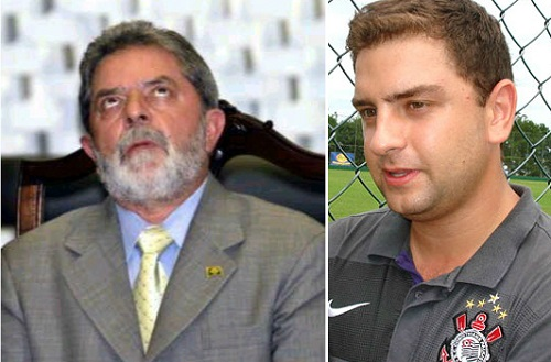 MPF pede bloqueio de R$ 24 milhões de Lula e seu filho