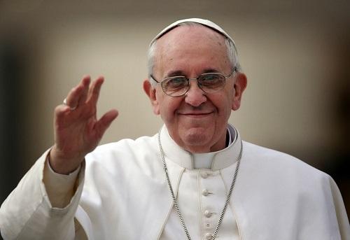 Papa defende fim de 'muros que dividem o mundo'
