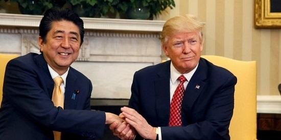 No Japão, Trump diz que ninguém deveria subestimar os EUA
