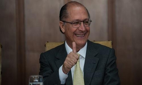 Alckmin será presidente do PSDB