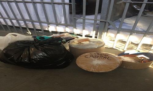 MP encontra camarão, queijo de cabra e bacalhau no presídio onde está Cabral