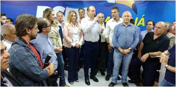 "Ministro da Saúde ""enquadra"" Beto Richa"