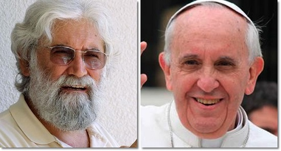 Leonardo Boff diz que papa Francisco foi coerente ao recusar convite de Michel Temer