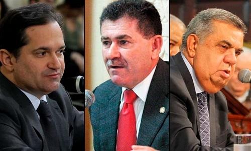 Deputados Picciani, Albertassi e Paulo Melo voltam pra cadeia após decisão justiça