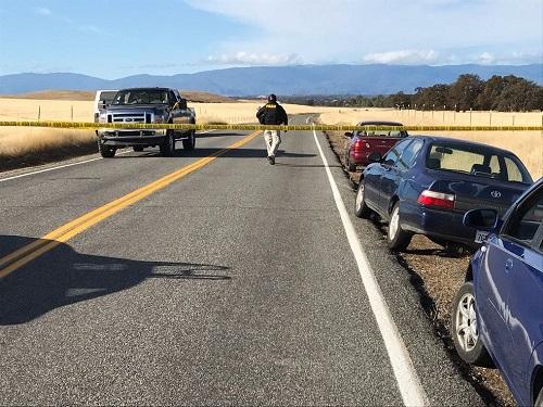 Tiroteio no norte da Califórnia deixa 4 mortos
