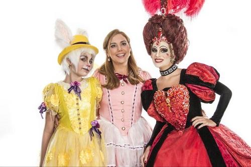 Musical: 'Alice no País da Internet' em curta temporada no Rio