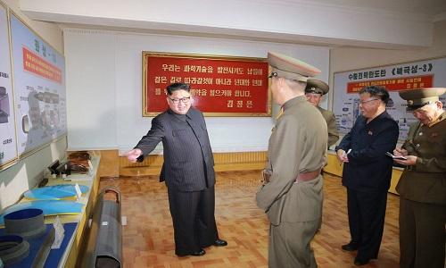 Coreia do Norte dispara míssil e Seul responde com projétil 'de precisão'