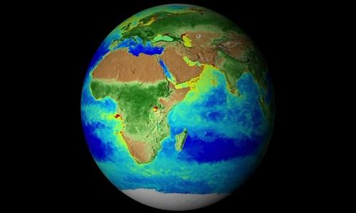 Nasa divulga vídeo o 'mais completo retrato global da vida na Terra'