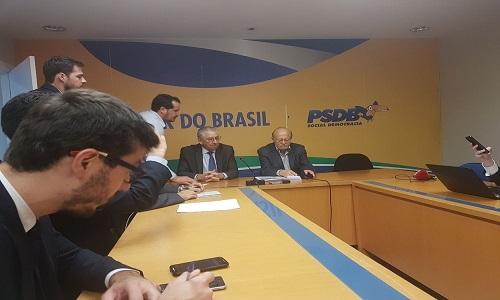 PSDB decide só recomendar aprovação da reforma da Previdência