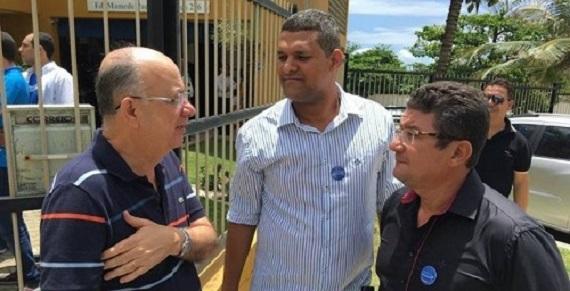 Definição: José Ronaldo não sai do DEM e será candidato em 2018