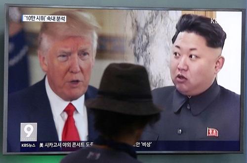 Donald Trump incluirá Coreia do Norte entre os países patrocinadores de terrorismo