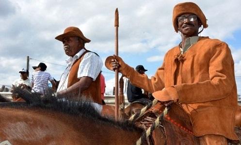 Distrito de Tiquaruçu mantém tradição da festas do vaqueiro