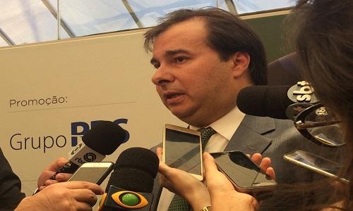 Rodrigo Maia: Governo 'está muito longe' dos votos para aprovar Previdência