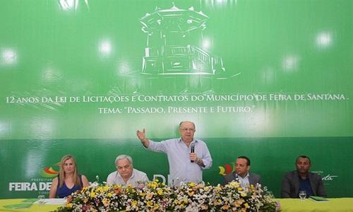 Prefeitura comemora os 12 anos da criação da Lei Municipal de Licitação e Contratos Administrativos