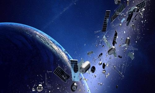 Missão espacial pretende limpar o lixo do Universo