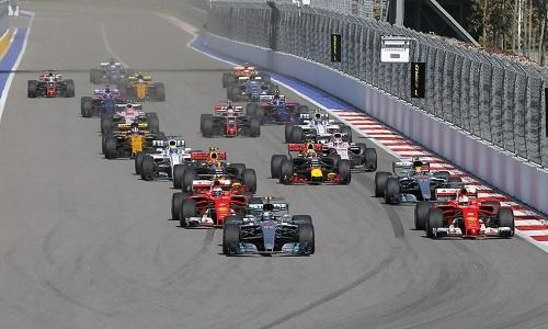 Liberty estuda mudar traçados da F1